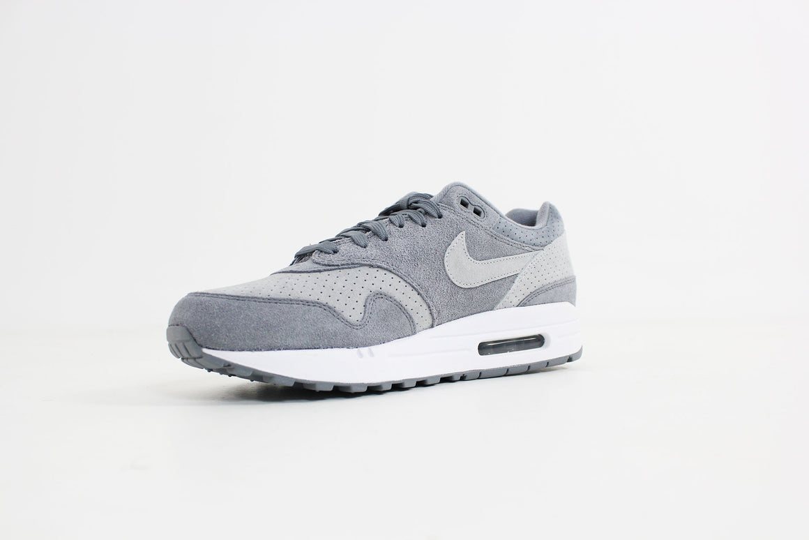 Nike - Air Max 1 Premium  (Cool Grey/ Wolf Grey-White) 875844-005