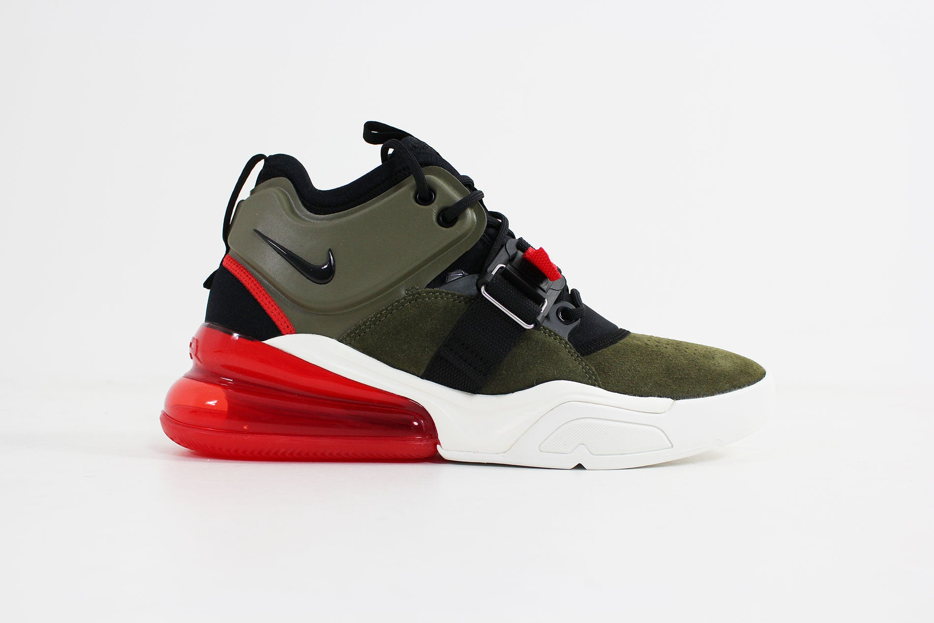 Nike - Air Force 270 (Medium Olive/ Black Challenge) AH6772-200