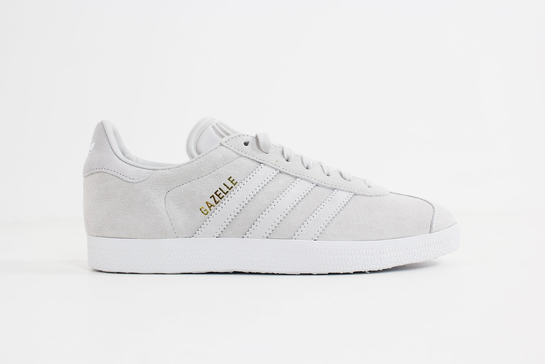 Adidas -  Gazelle Women (Grey One/ FTW White/ Grey Two) CQ2188