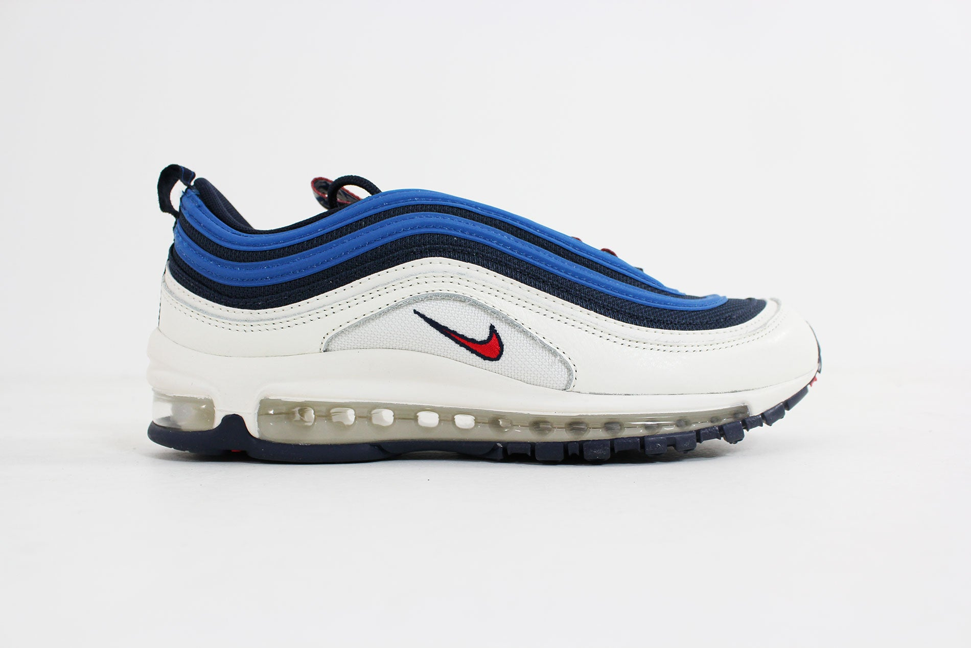 Nike - Air Max 97 SE (Obsidian/ University Red-Sail Blue Nebula) AQ4126-400