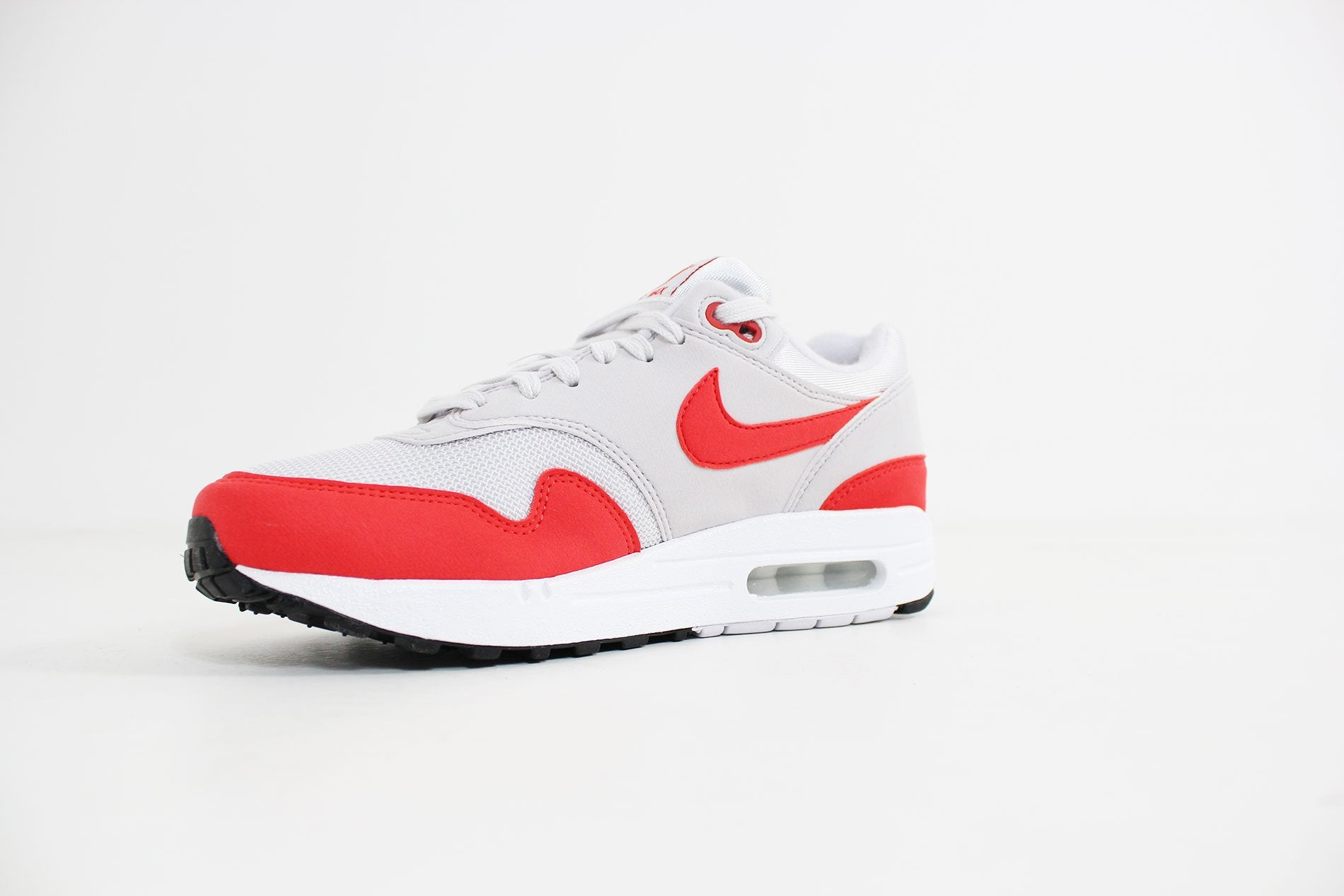 Nike - Air Max 1 Women (Vast Grey/ Habanero Red) 319986-035