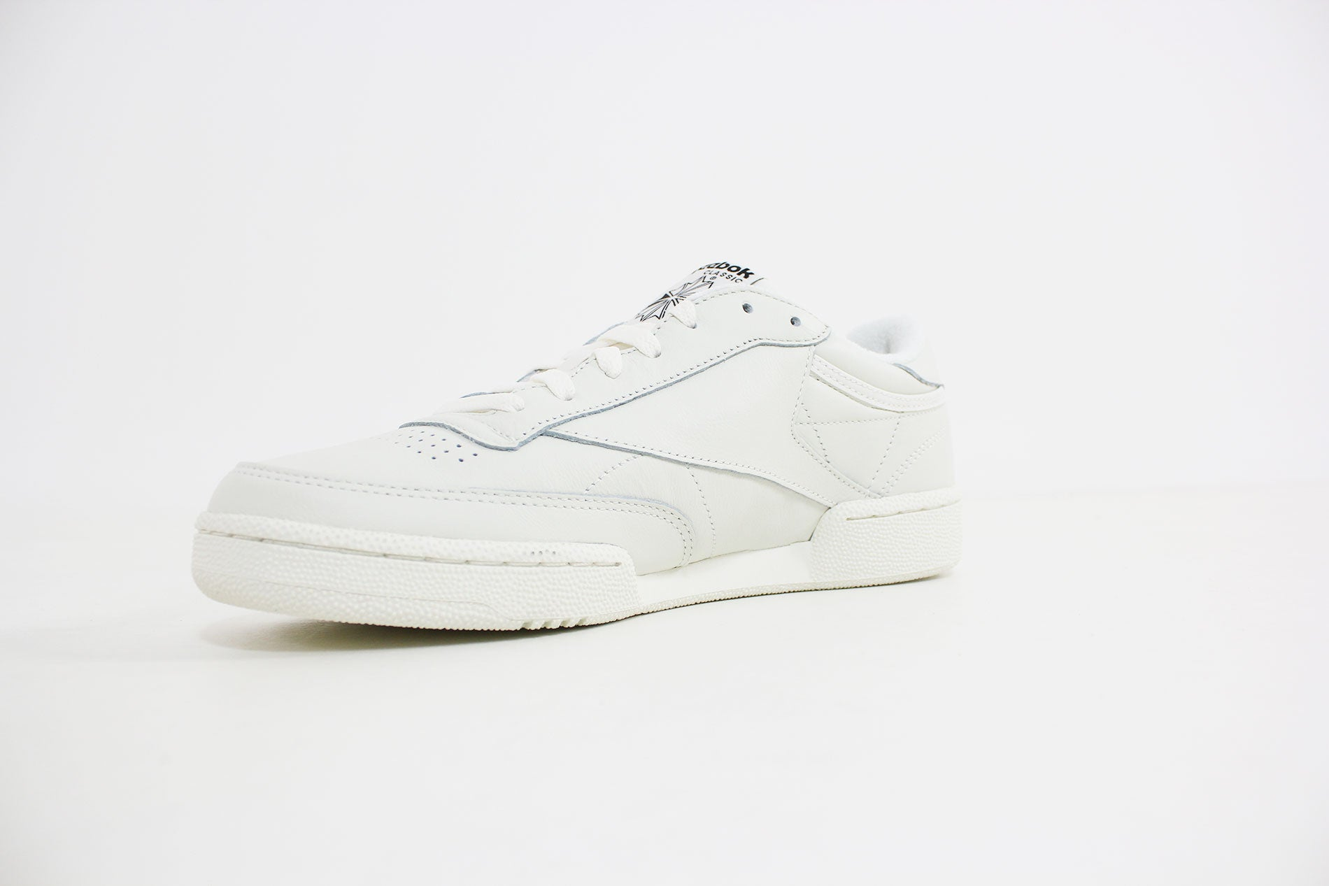 Reebok - Club C 85 (Chalk/ Black) CN3924