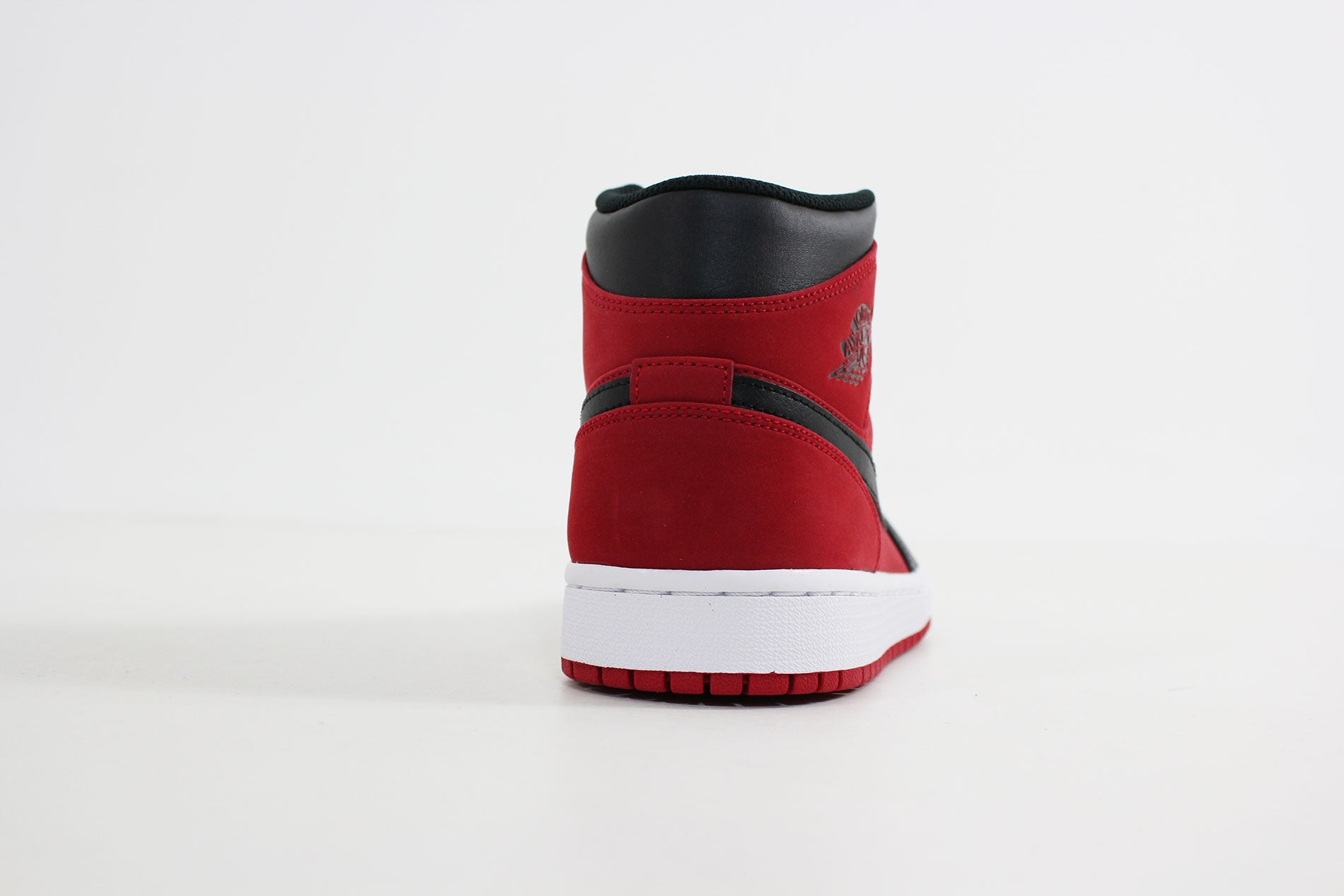 low priced e94e8 6f9ab Nike - Air Jordan 1 MID (Gym Red  Black-White) 554724-610