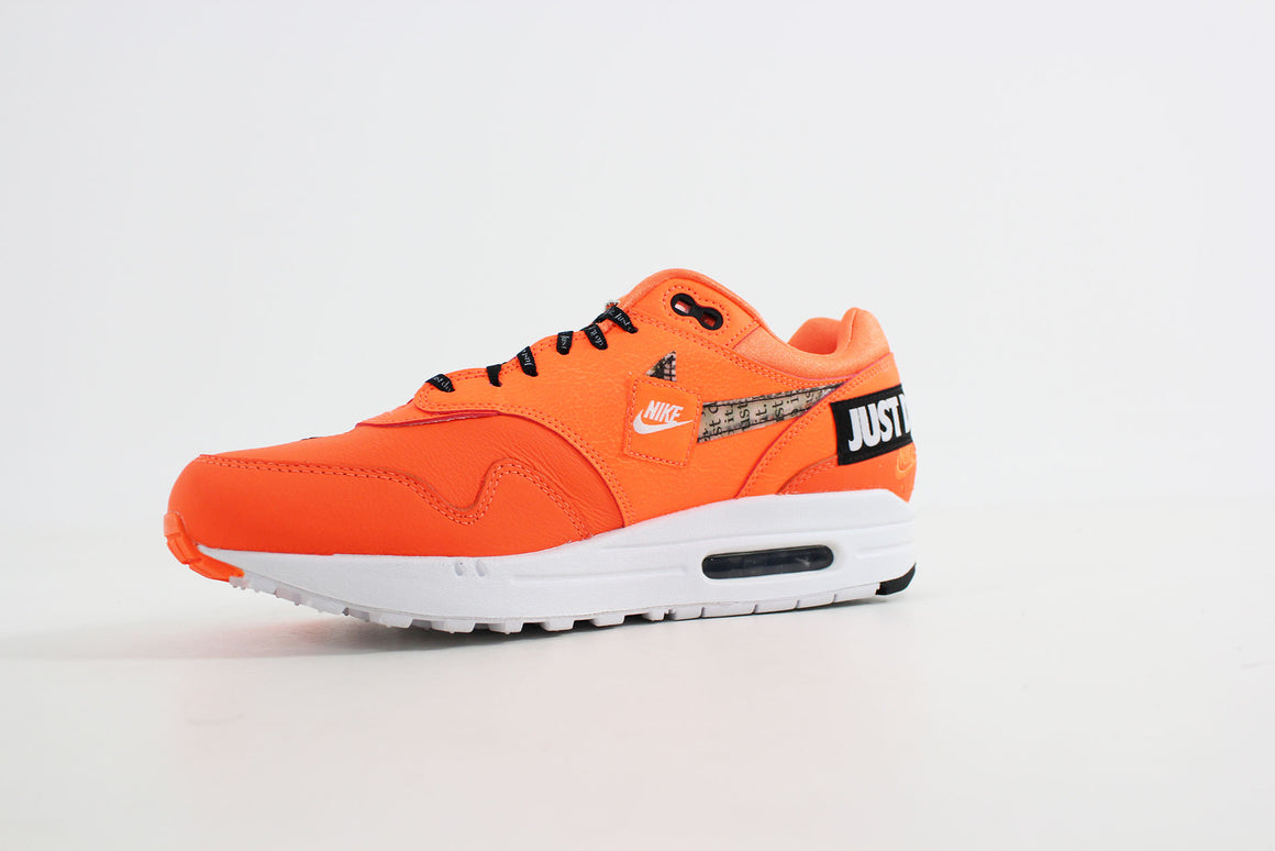 Nike - Air Max 1 Lux Women (Total Orange/ White Black) 917691-800