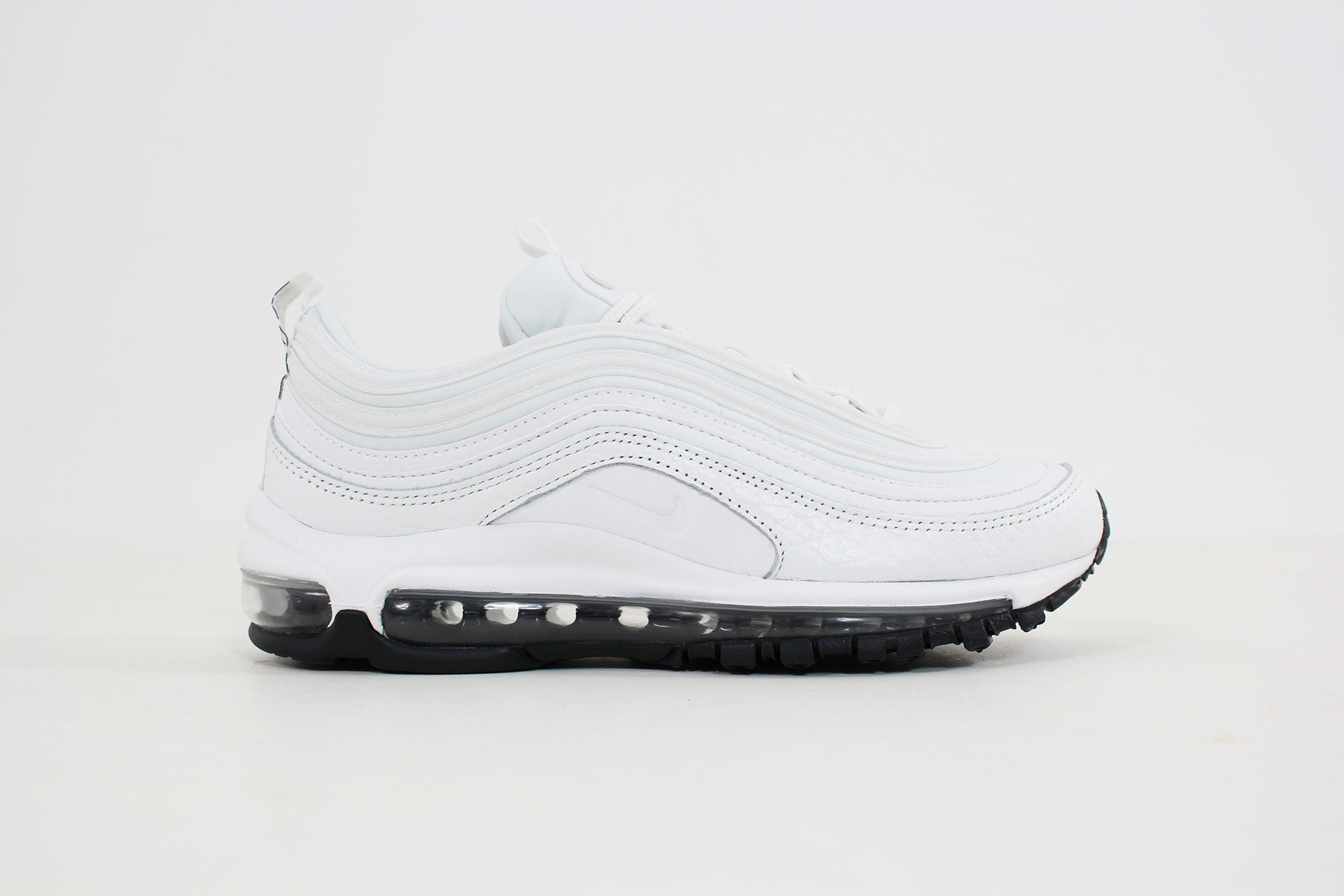Nike - Air Max 97 Lea Women (Summit White/ Summit White Black) AQ8760-100