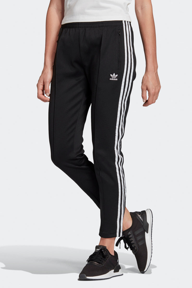 Adidas - SS Trackpants Women (Black/ White) FM3323
