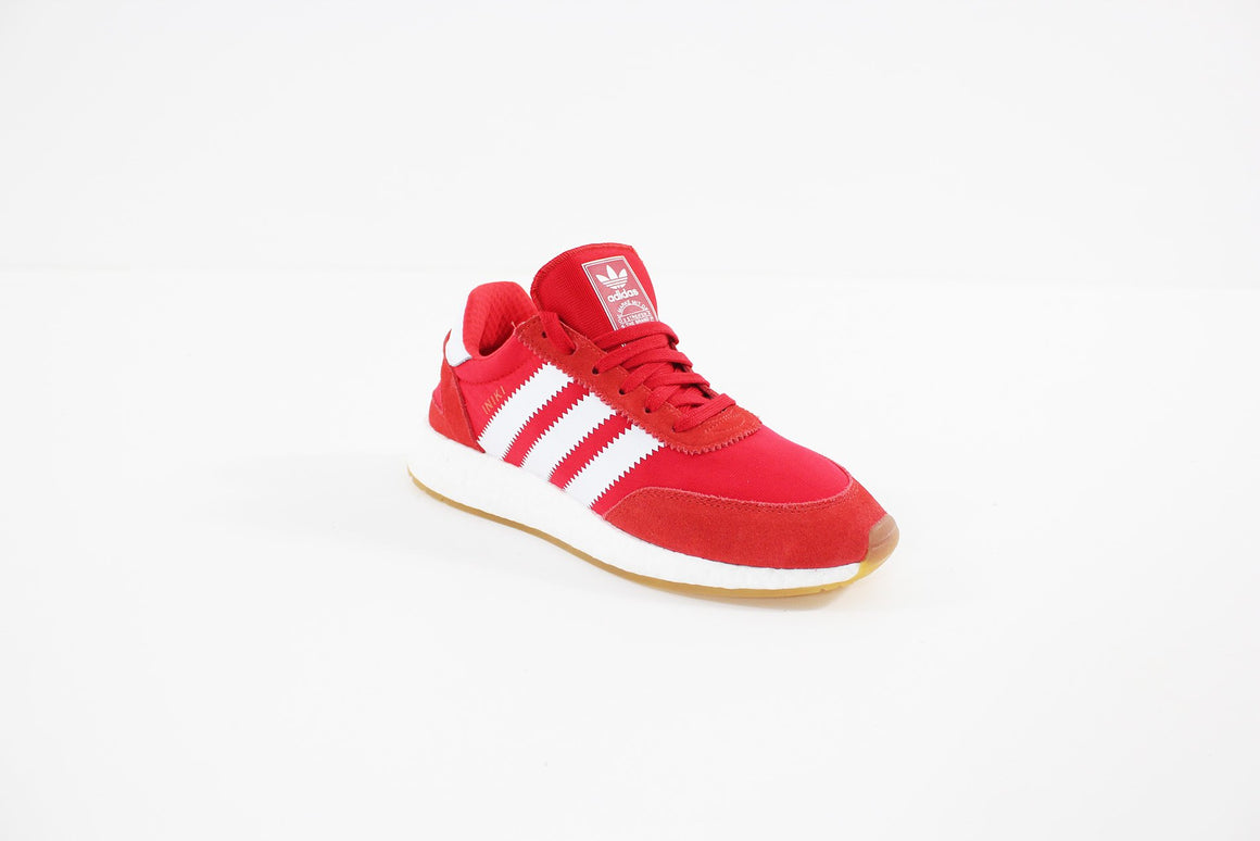 Adidas - INIKI RUNNER (RED/FTWWHT/GUM3) BY9728