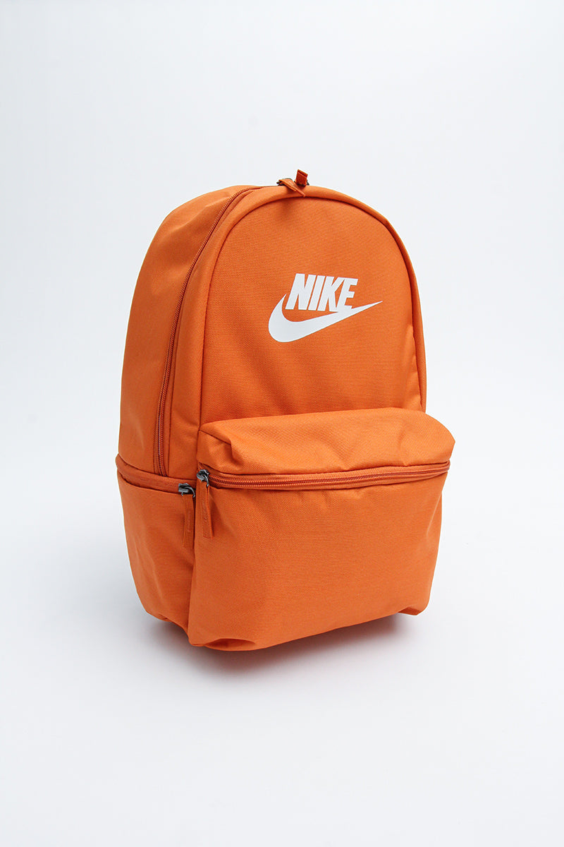 Nike - Hertiage Backpack Unisex (cinder orange/cinder orange/vast grey) BA5749-810