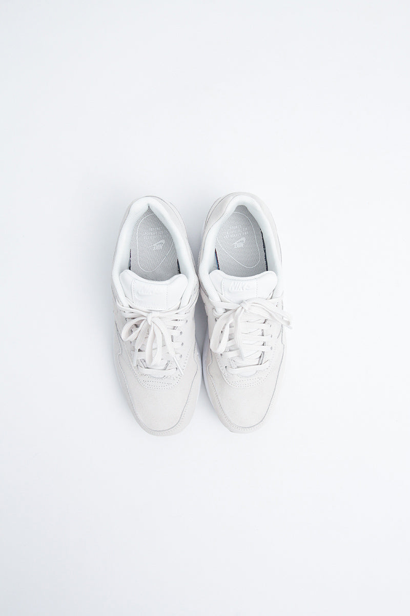 Nike - Air Max 1 Premium Women (summit white/summit white-summit white) 454746-111