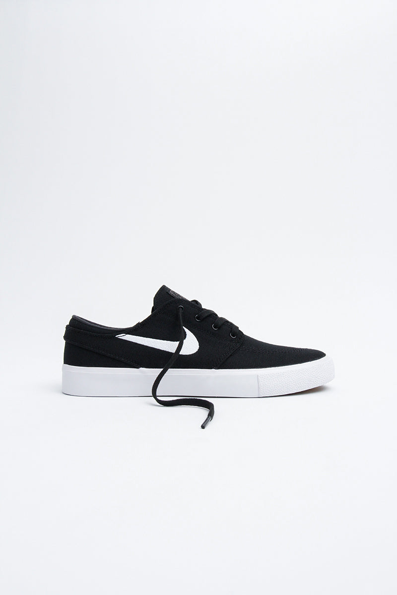Nike - Zoom Janoski Canvas RM (black/white-thunder grey-gum light brown) AR7718-001