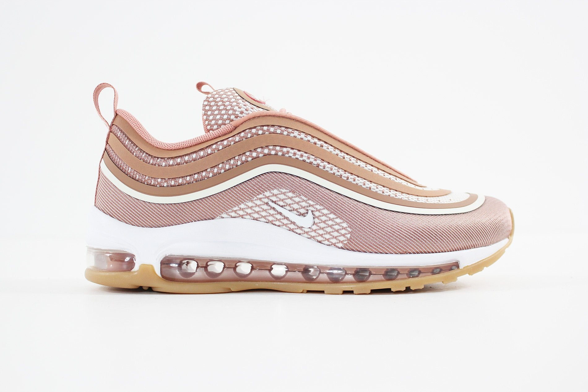 Scarpe Nike Air Max 97 Ultra Donna oro [Rose Gold Gum Light Brown Gum Light Brown]