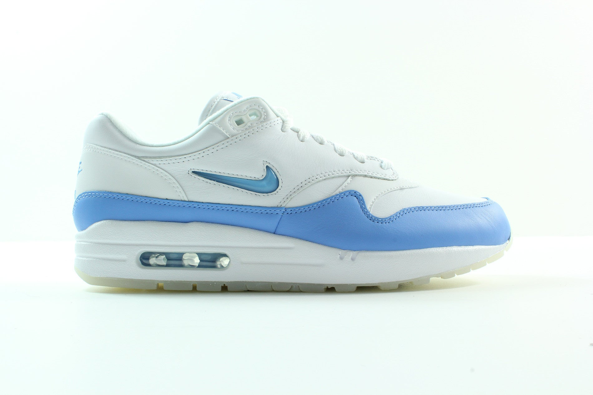 Nike - Air Max 1 Premium SC (WHITE/UNIVERSITY BLUE-UNIVERSITY BLUE) 918354-102