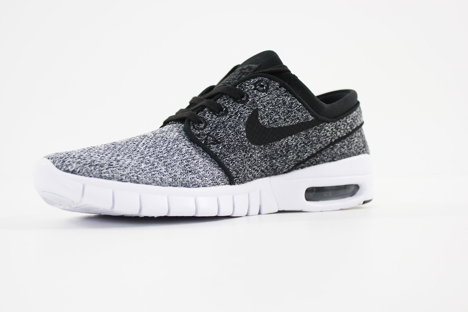 buy popular 7180a 94ecf Nike - Men s Nike SB Stefan Janoski Max Skateboarding Shoe (WHITE BLACK-DARK  GREY) 631303-102