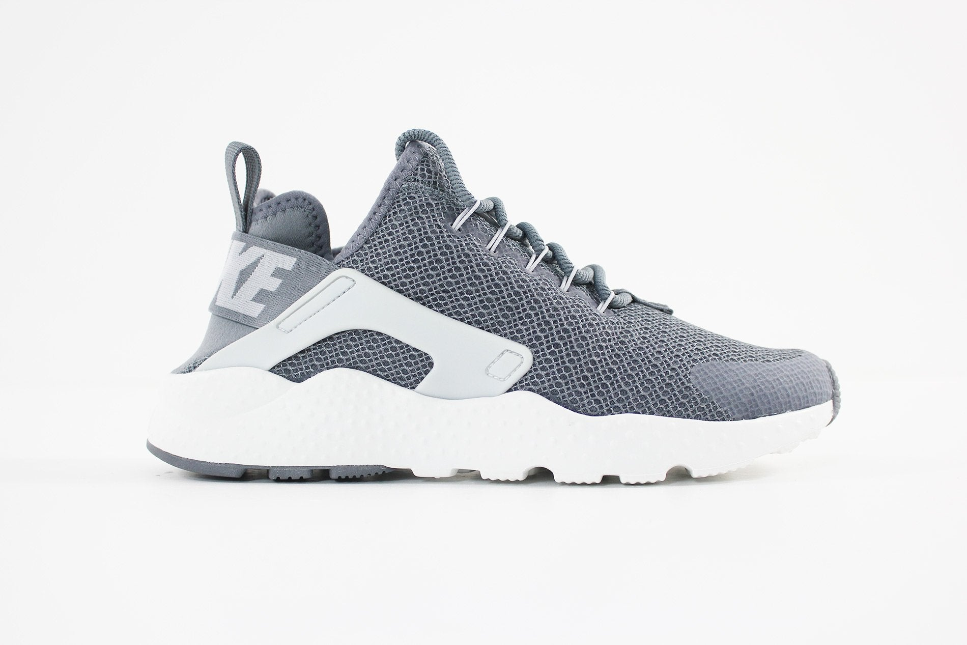 Nike - Air Huarache Run Ultra Frauen (COOL GRAU / PURE PLATINUM ...