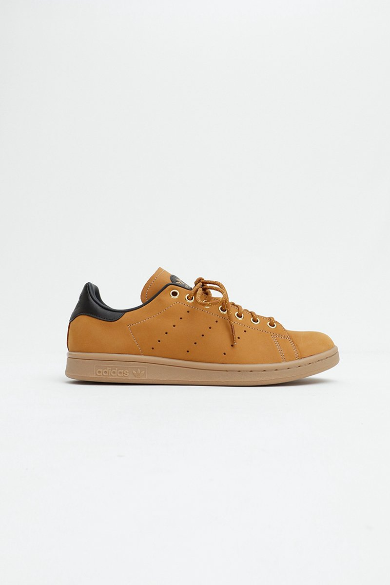 Adidas - Stan Smith (Mesa/ Night Brown/ Eqt Yellow) EG3075