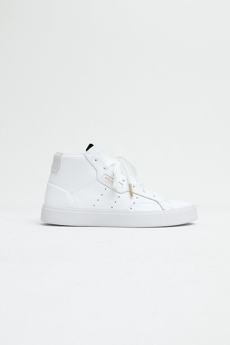 Adidas - Sleek MID Women (Ftw White/ ftw White/ Cry White) EE4726