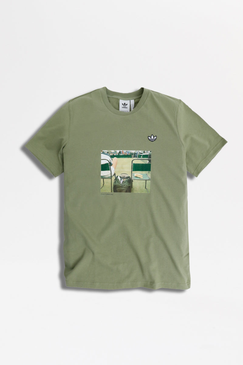 Adidas - Photo Shirt (TenGreen) FM2196
