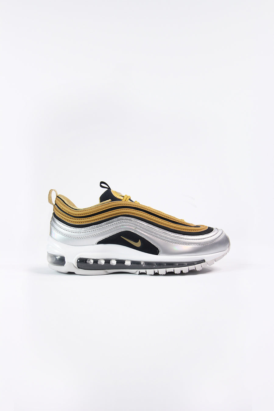 Nike - Air Max 97 Special Edition Damen (Metallic Gold / Metallic Gold) AQ4137-700