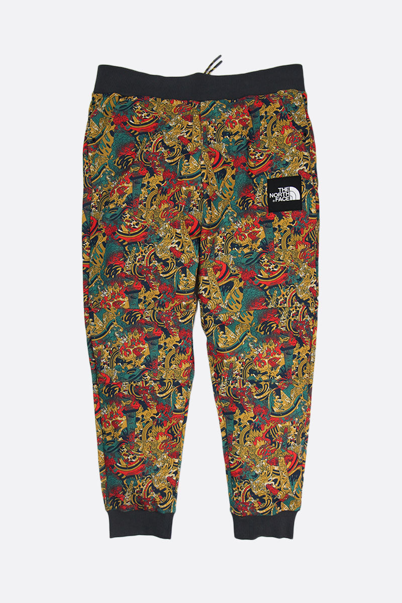 The North Face - Fine Pants (asian inspired leo print  ) T93BPO