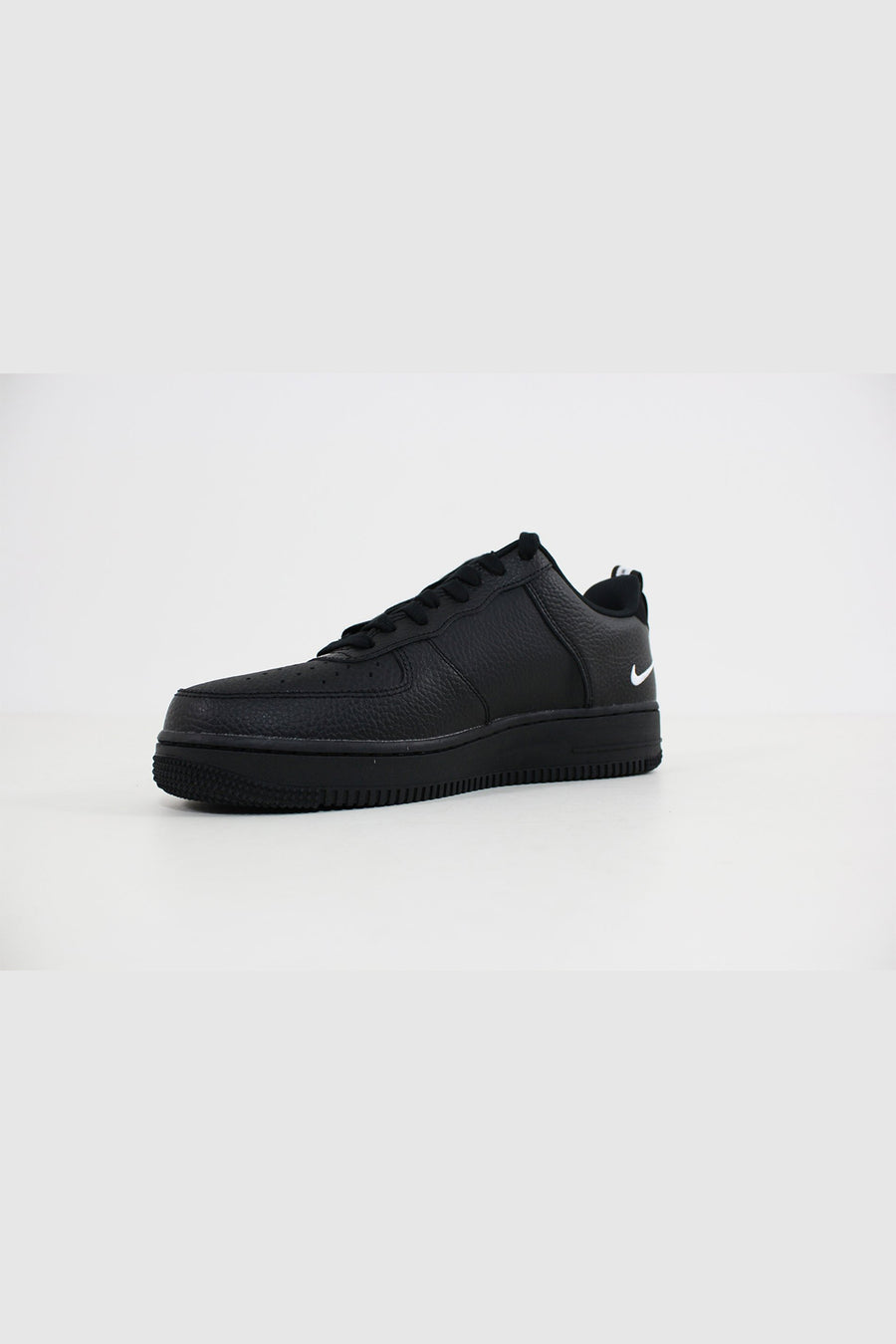 Nike - Air Force 1 '07 LV 8 Utlility (Black/ White Black Tour Yellow) AJ7747-001