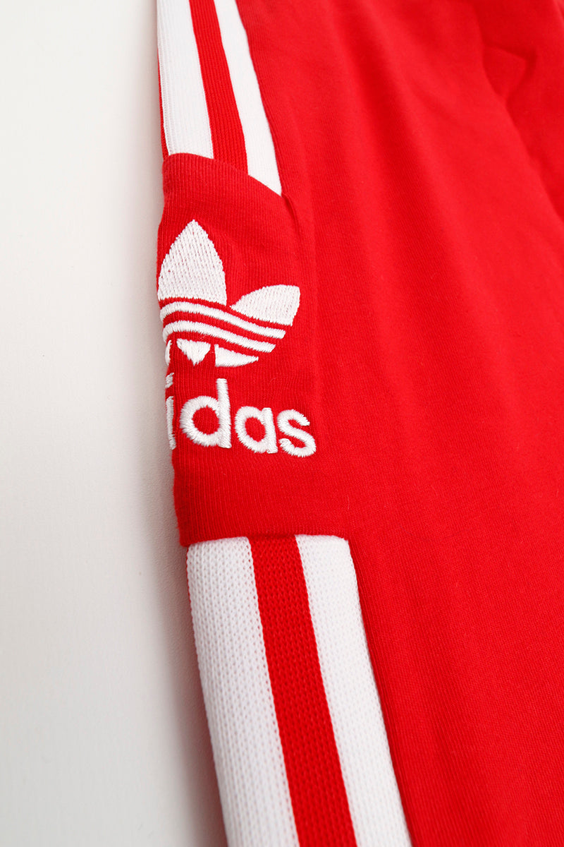 Adidas - Trefoil Tight Trainingshosen für Damen in Scharlachrot - ED7490