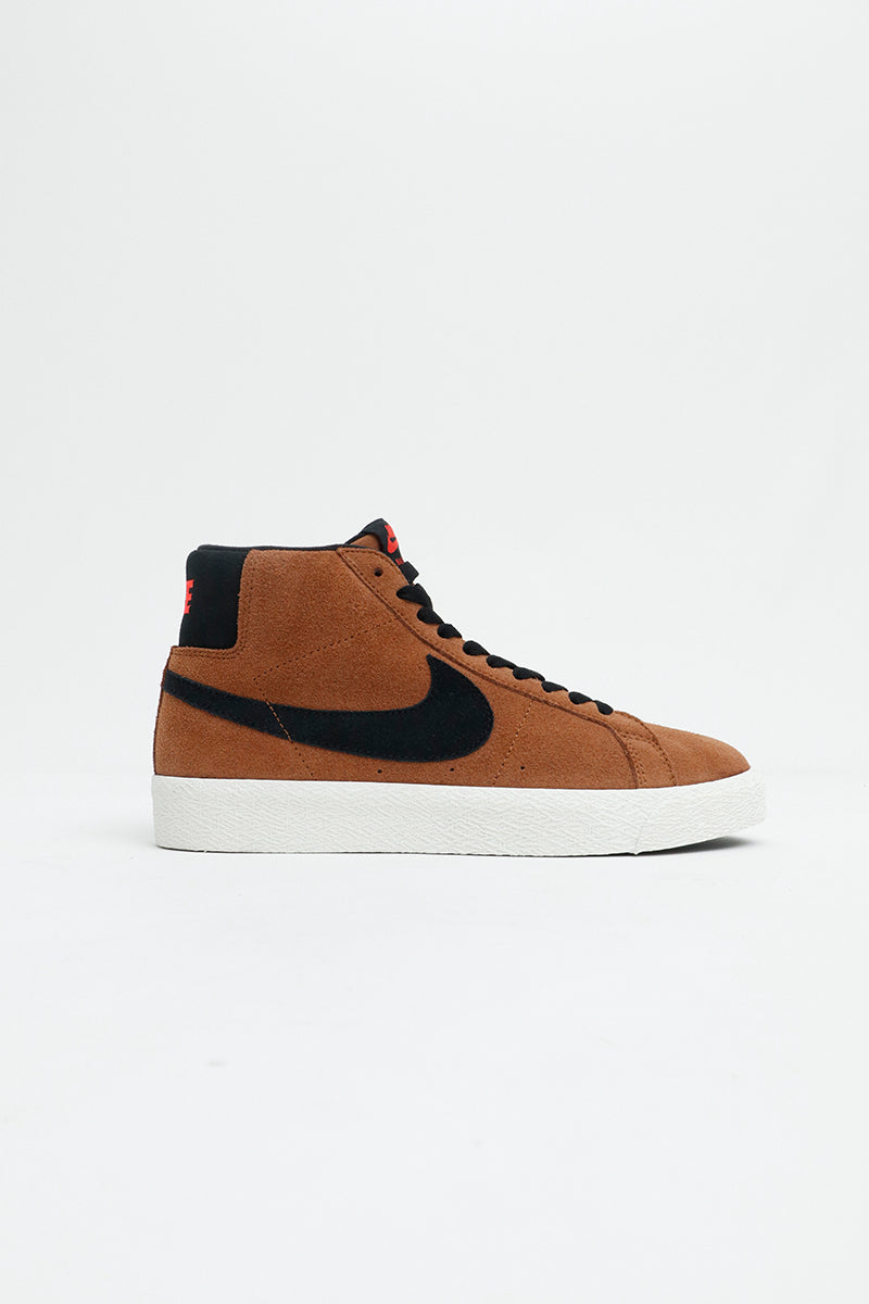 Nike - SB Zoom Blazer Mid (LT British Tan/ Black) 864349-202