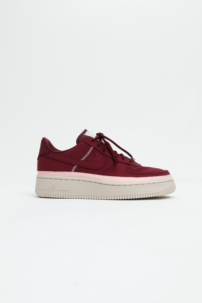 Nike - Air Force 1 '07 SE Women (Night Maroon/ Night Maroon-Coral Stardust) AA0287-603