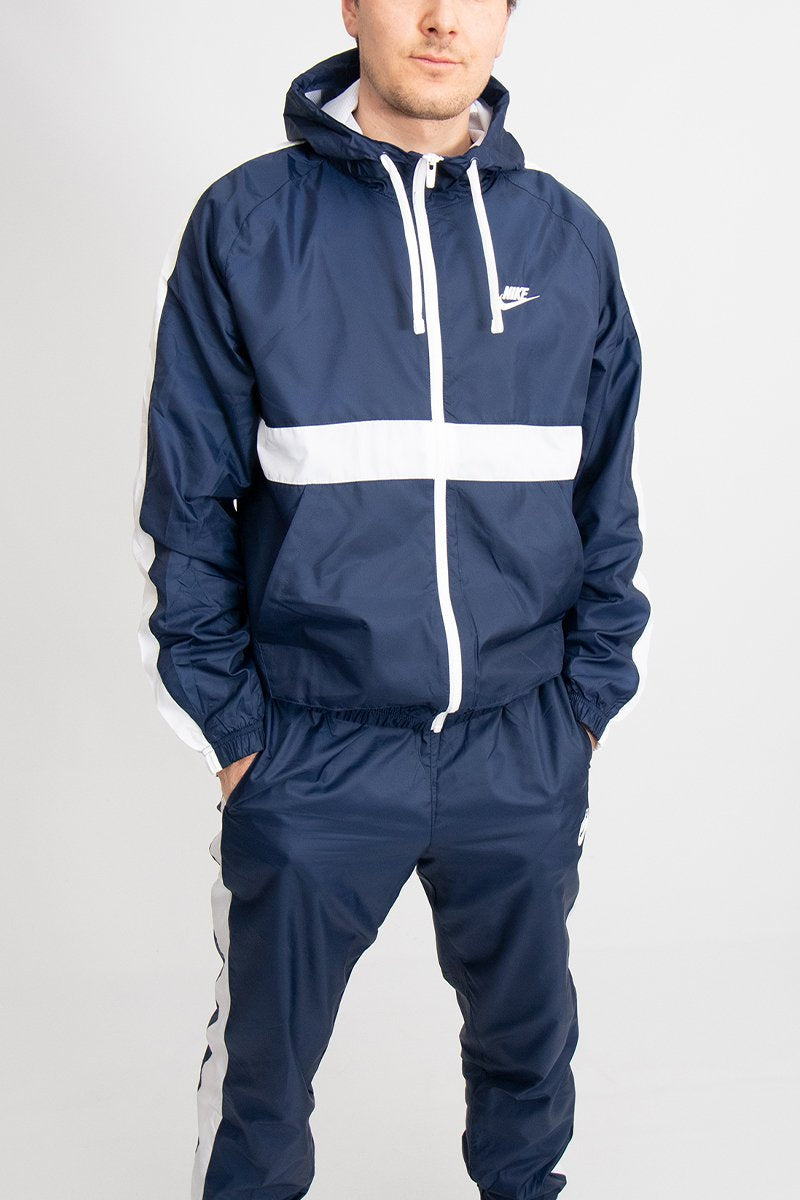 Nike - Tracksuit (Midnight Navy/ White) BV3025-411