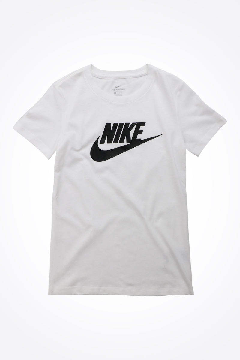 Nike - Sportswear Essential T-Shirt Women (white/black) BV6169-100