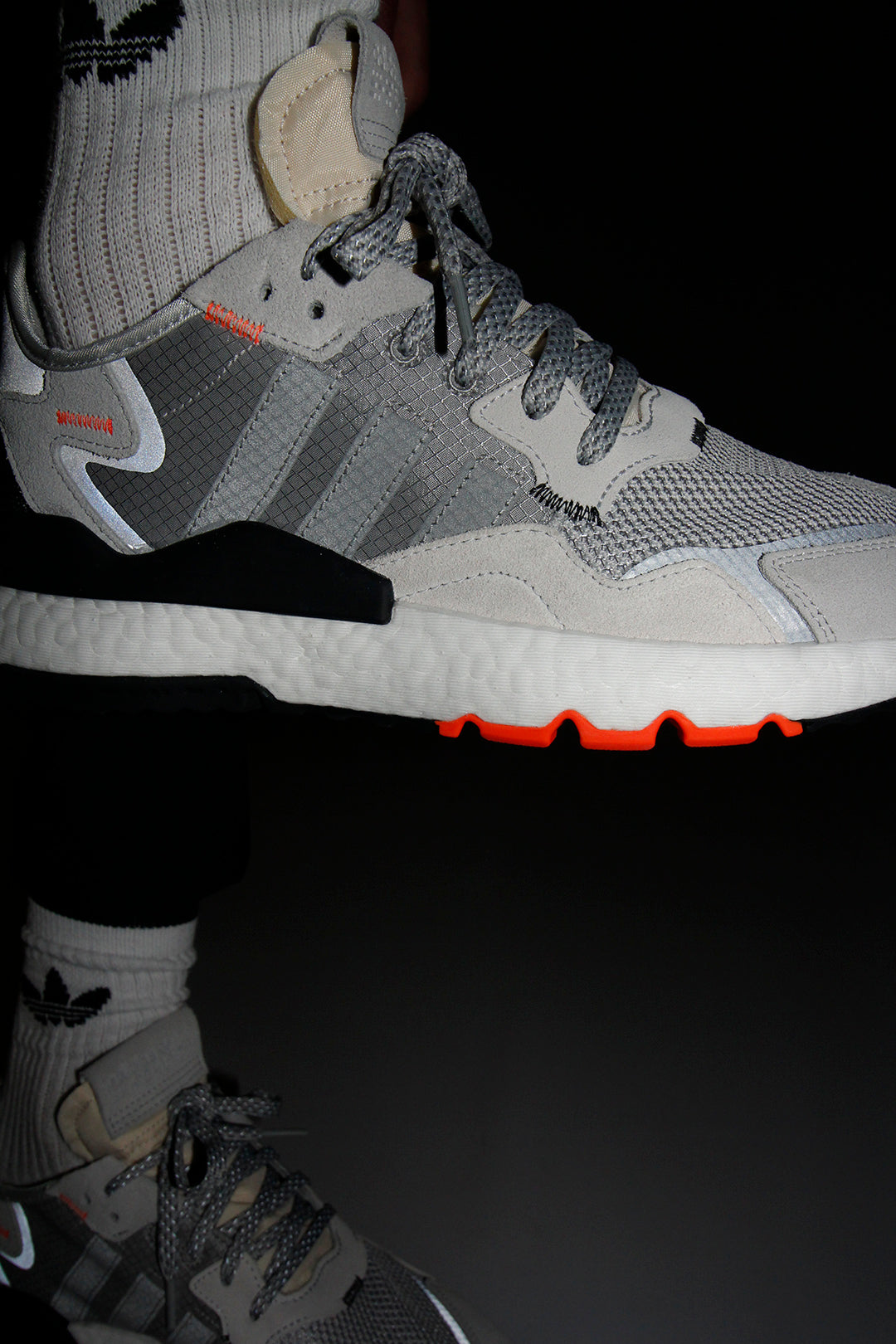 Adidas - Nite Jogger (Grey Two F17) DB3361