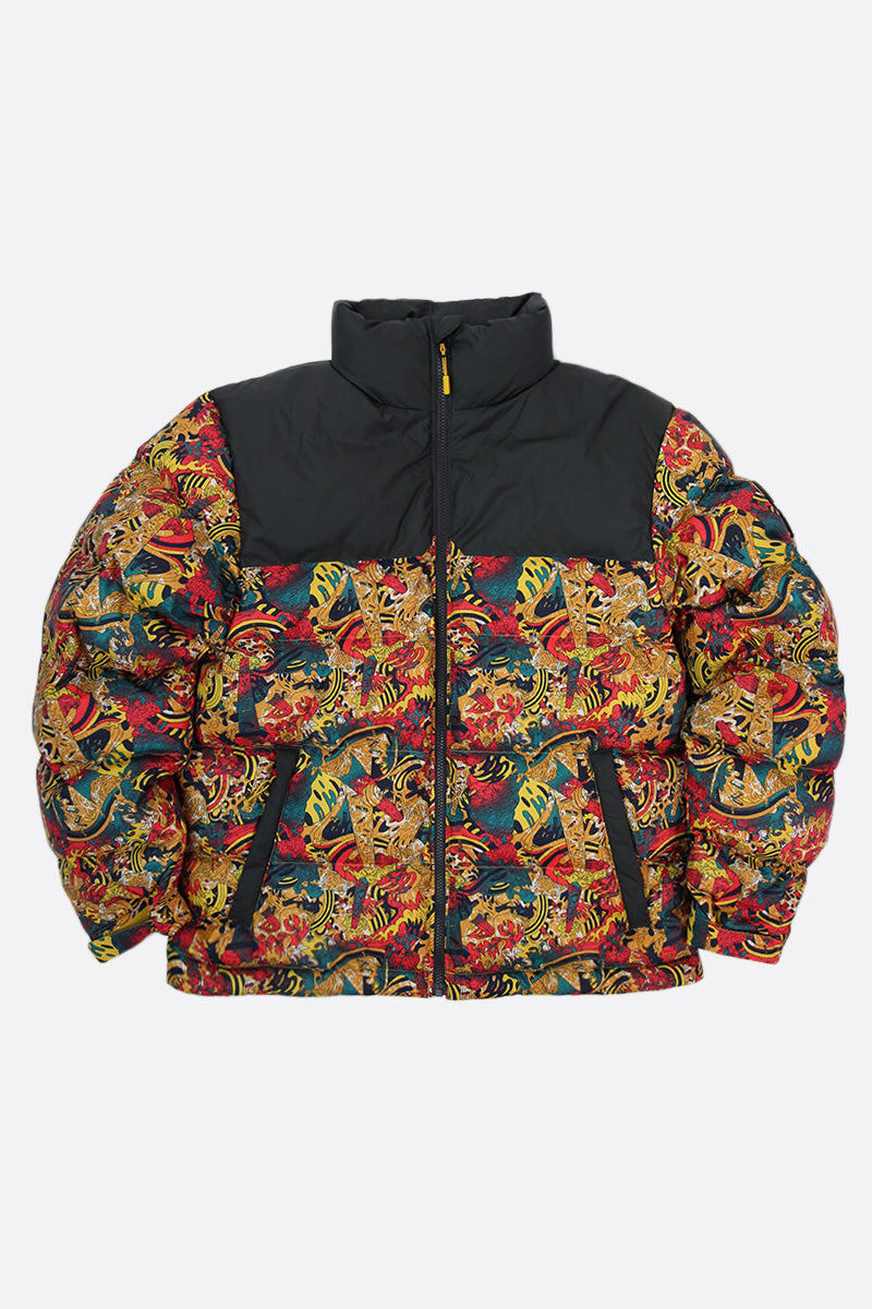 The North Face - 1992 Nuptse Jacket (asian inspired leo print) T92ZWE