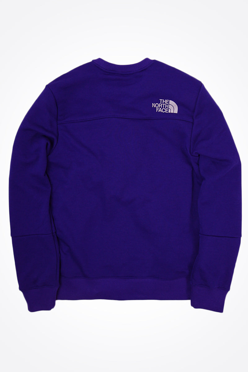 The North Face - Crewneck (Lapis Blue) T93RYD