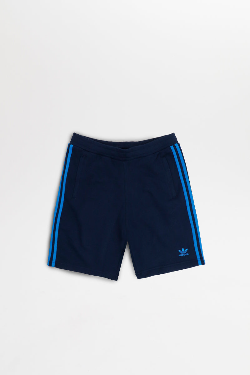 Adidas - 3 Stripes Short (Collegiate Navy/ Bluebird) EJ9691