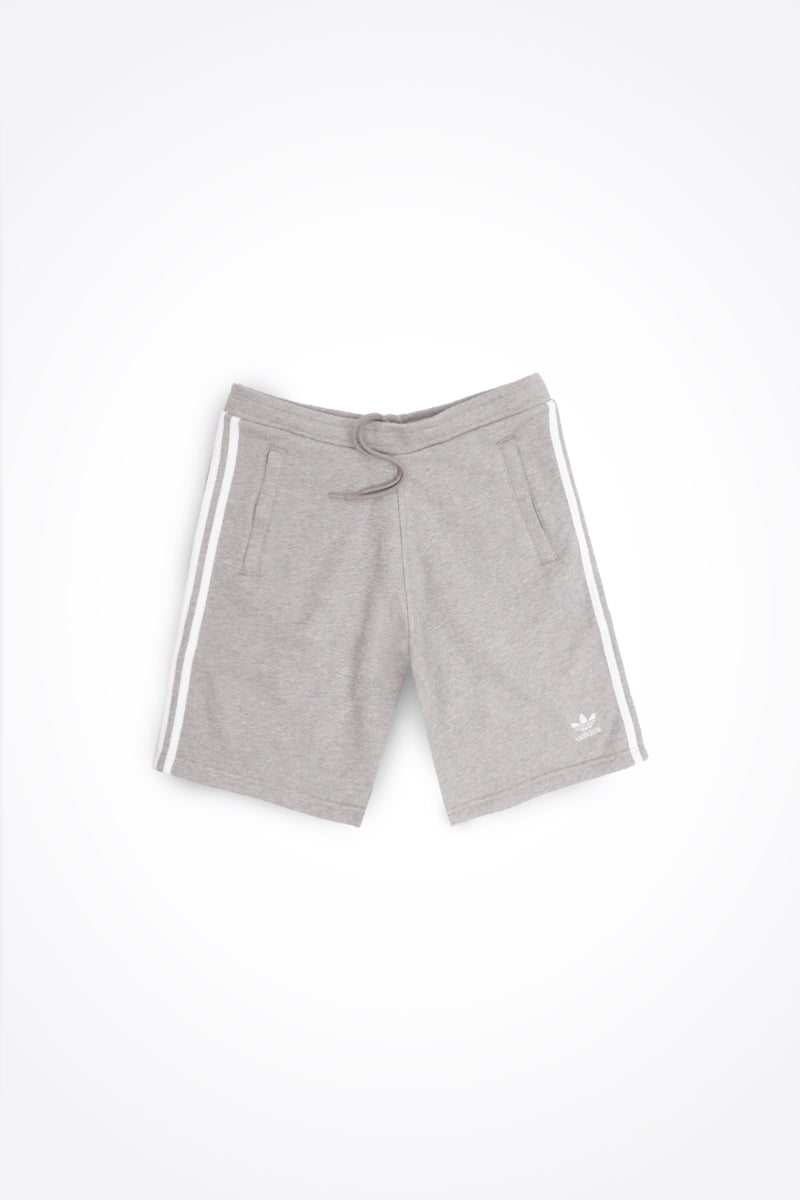 Adidas - 3 Stripes Shorts (Medium Grey Heather) DH5803