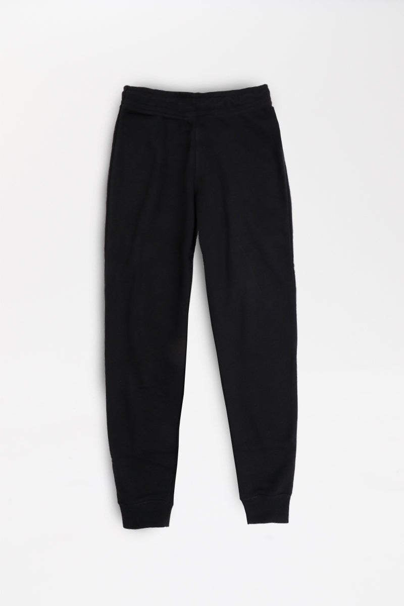 Nike - Sportswear Essential Fleece Pants Womens (Black/ White) BV4099-010