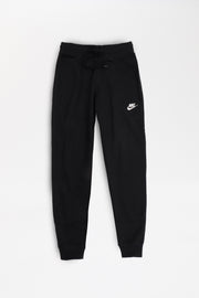 Nike - Sportswear Essential hightech Damen Fleecehosen in Schwarz - BV4099-010