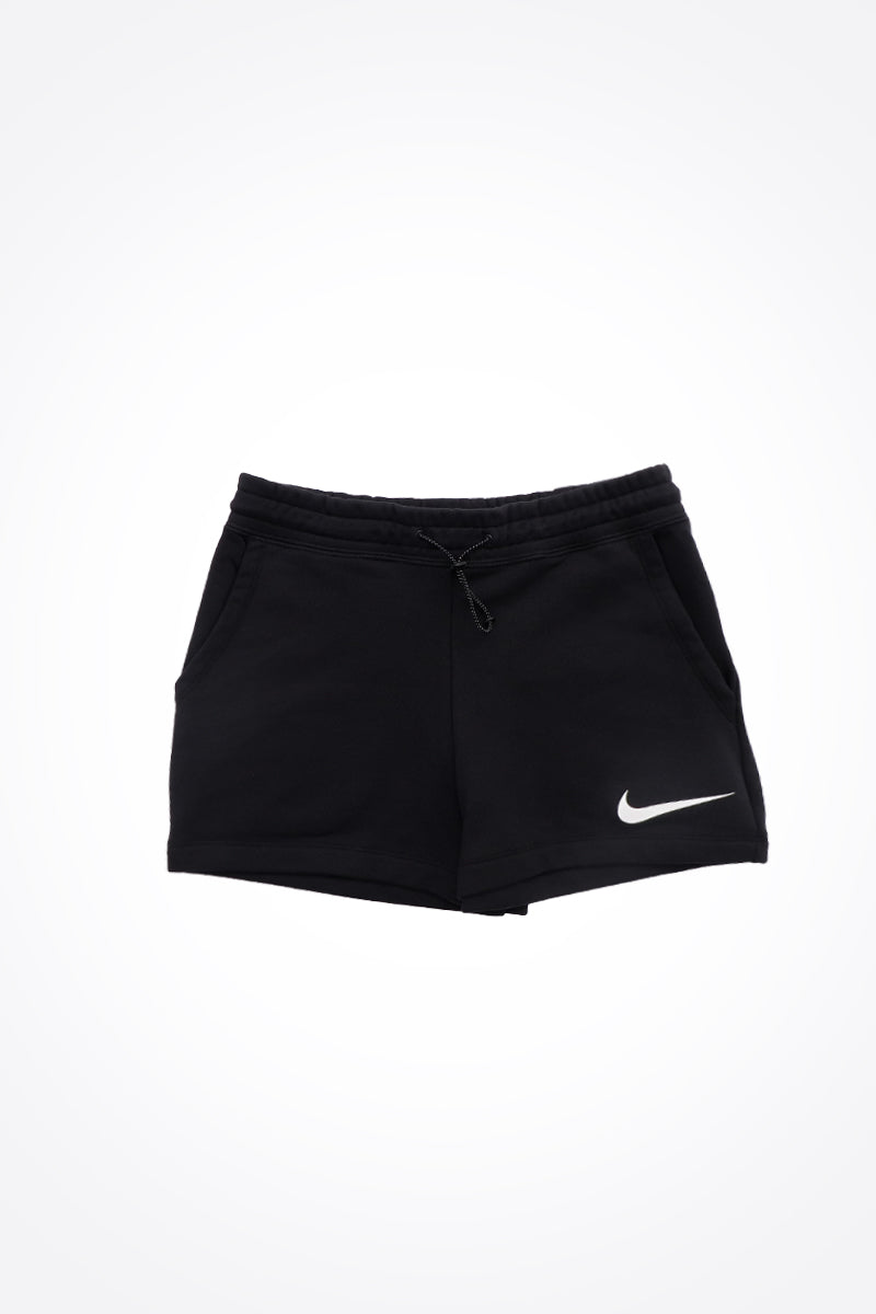 Nike - Sportswear Swoosh Shorts Women (black/white) BQ7962-010