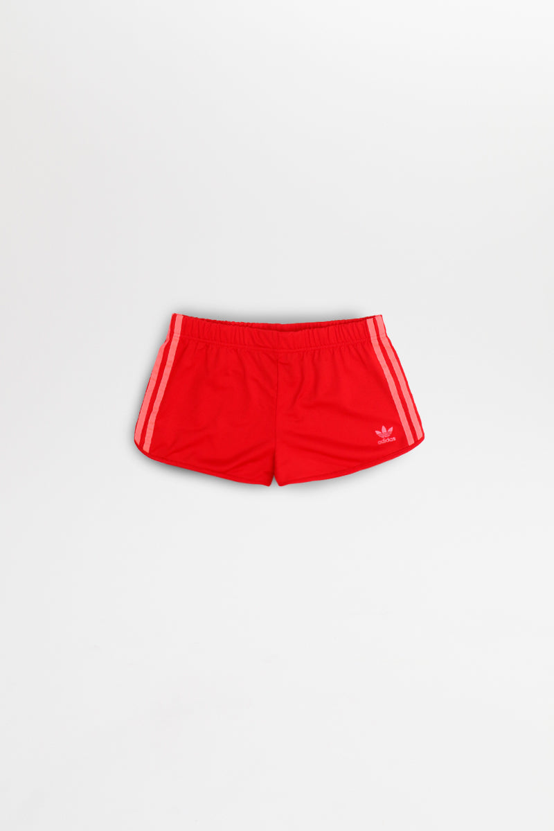 Adidas - 3 Stripes Shorts Women (Scarlet) EK2982