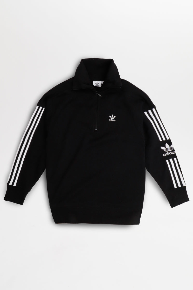 Adidas - Lock Up Half Zip Sweater Women (Black) ED7526