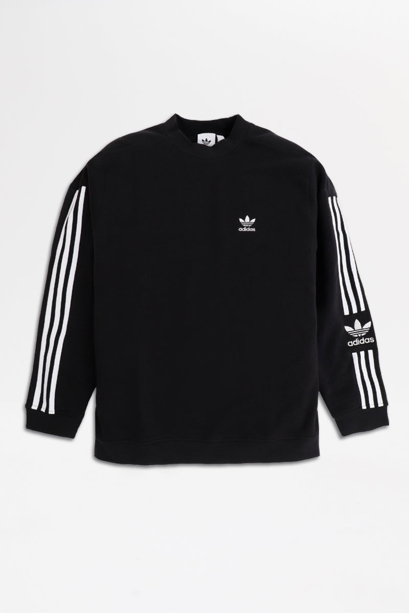 Adidas - Tech Crewneck (Black) ED6121