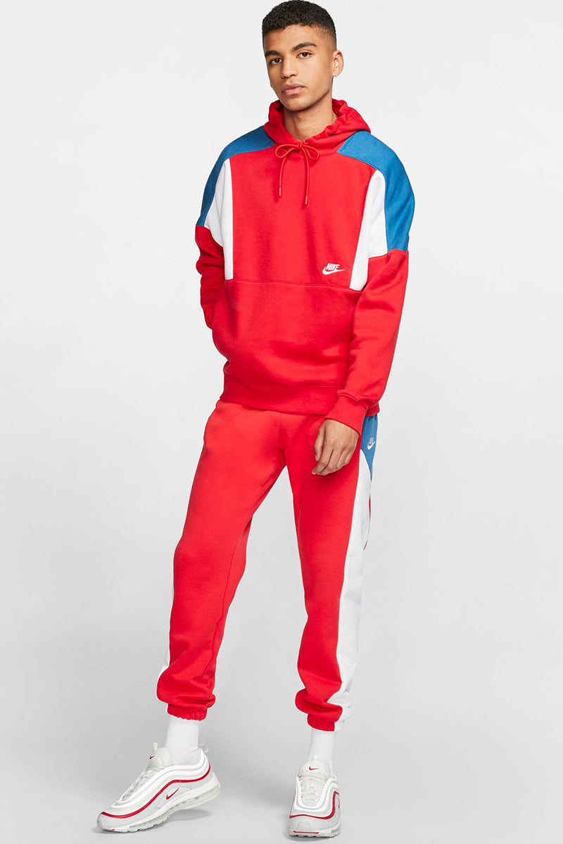 Nike USA Core Hoody UNIVERSITY RED