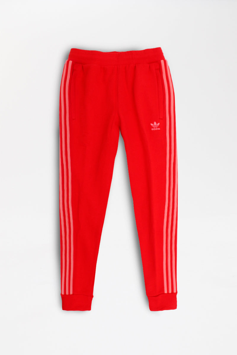 Adidas - 3 Stripes Pants (Scarlet/Flash Red) EJ9694
