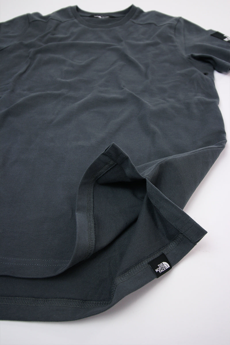 The North Face - Fine T-Shirt (Asphalt Grey) T93BP7
