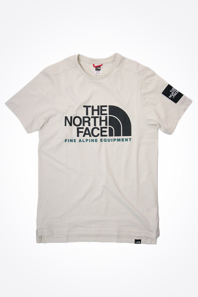 The North Face - Fine Alpine T-Shirt (Vintage White) T93RXK