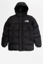 The North Face - Lange Deptford Daunuenjacke in Schwarz - A3MJLJK