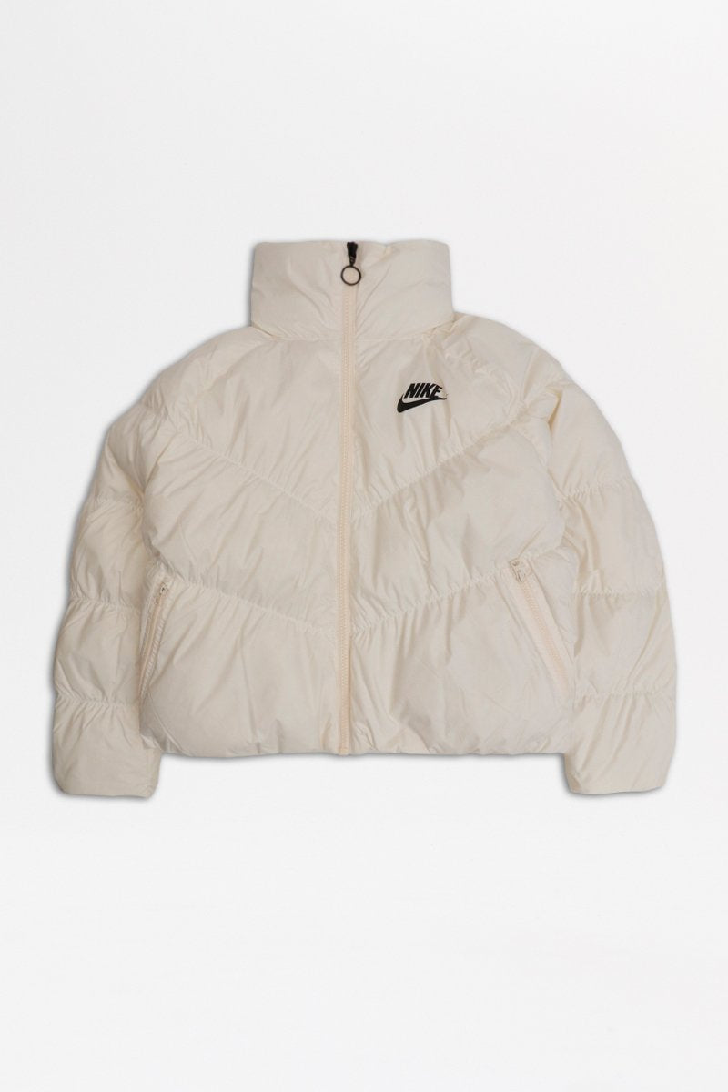 Nike - Women's Jacket (Pale Ivory/ Black) BV2879-110