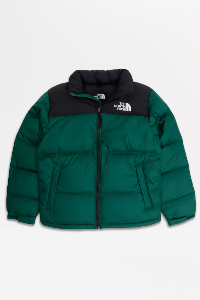 The North Face - 1996 Retro Nuptse Jacket (Night Green) A3C8DN