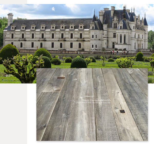 VIDEOS! Kings of France 18th Century French Oak Floors
