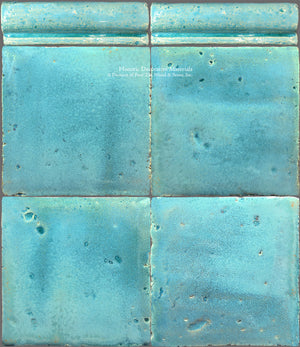 NEW! The Renaissance Archives - A Jeweled Majolica + Earthenware Wall & Floor Tile Collection