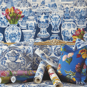 Designer Nicolette Mayer and Our Shared Love for Delft